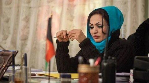 صبا سحر، کارگردان زن افغان به بیمارستان منتقل شد