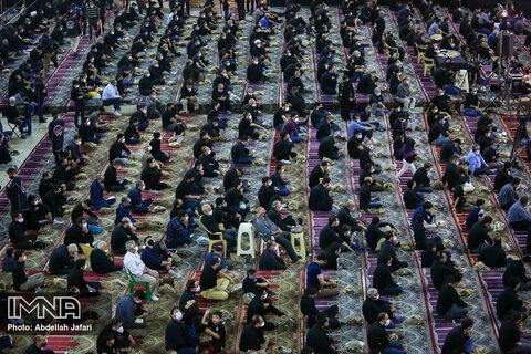 عزاداری محرم در مسجد جامع اصفهان
