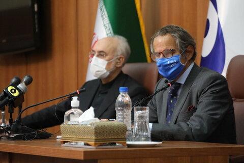 بیانیه مشترک جمهوری اسلامی ایران و آژانس بینالمللی انرژی اتمی