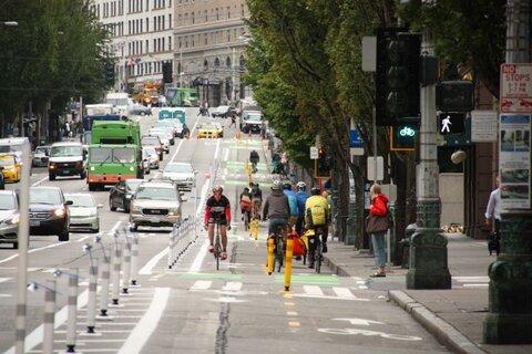 راهکارهایی برای طراحی بهتر مسیرهای دوچرخهسواری