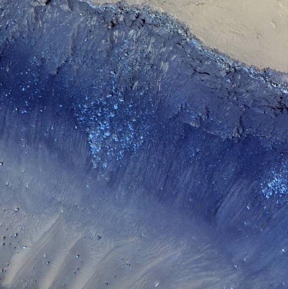 مریخ زیبا و خوشمنظر