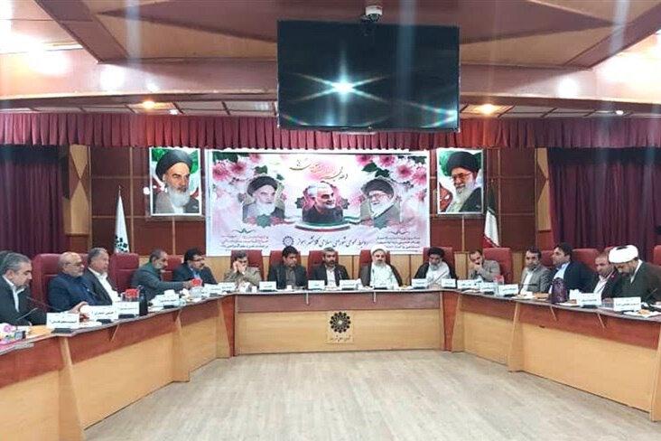 ترکیب هیئت رئیسه شورای شهر اهواز تکرار شد