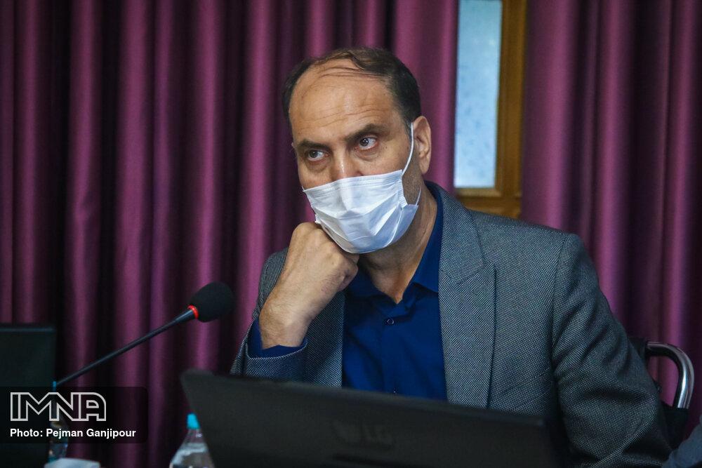 نصراصفهانی: خیابانهای «آسمان و تابان» در روزهای آینده افتتاح میشود