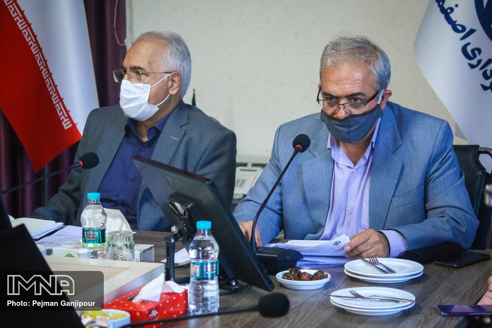 از تکمیل میدان شهدای هستهای تا تعریض پل زندان در اصفهان