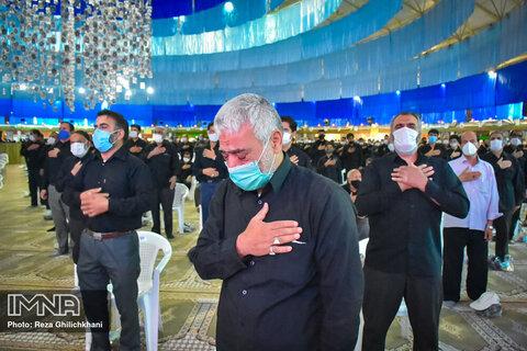 مراسم تاسوعای حسینی در نجف آباد