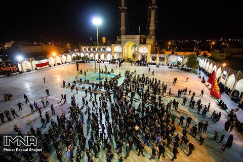 شب های محرم در شهر میبد یزد