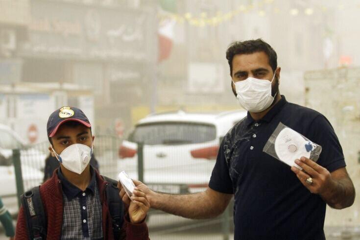 توزیع ۱۵ هزار ماسک در عاشورا بین نیازمندان تهران
