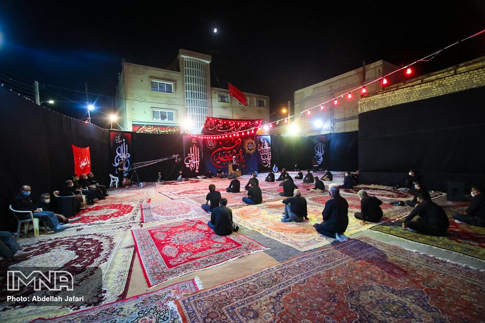 آمادهباش سازمان آتشنشانی شیراز در ایام محرم