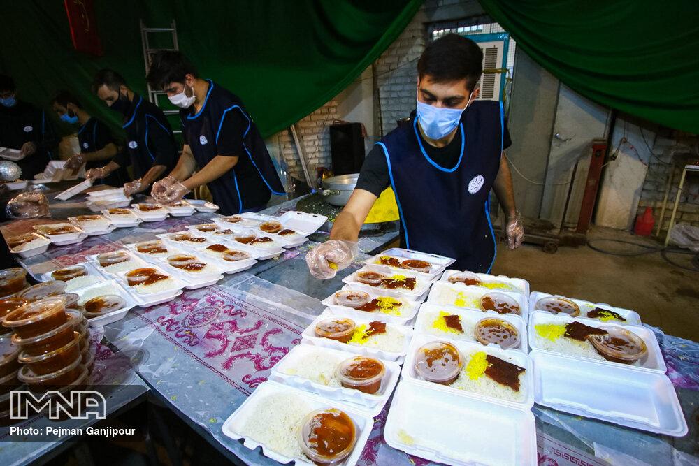 توزیع ۶ میلیون وعده غذایی بین نیازمندان از تاسوعا تا اربعین حسینی (ع)