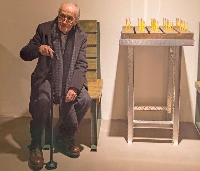 ارمجانی، هنرمندی که در کشور خود غریبه و در دنیای غرب پرآوازه است