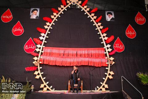 عاشورای حسینی در مبارکه