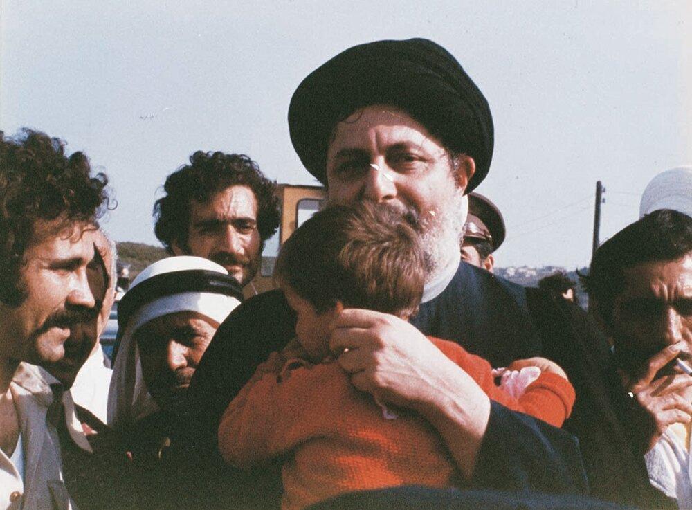 عاشقانه امام موسی صدر برای همسرش