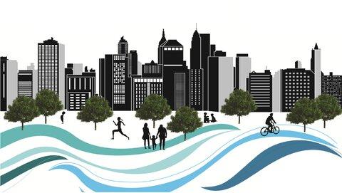 تغییر در زیرساختهای شهری برای کاهش اثرات کرونا