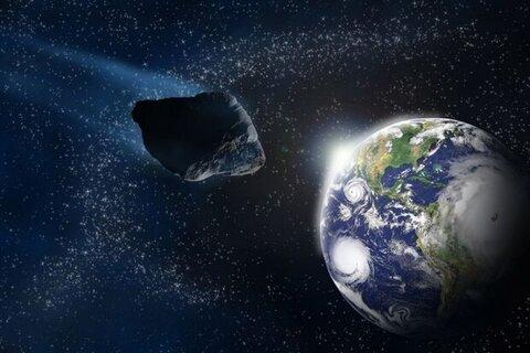 فردا سیارکی از کنار زمین میگذرد
