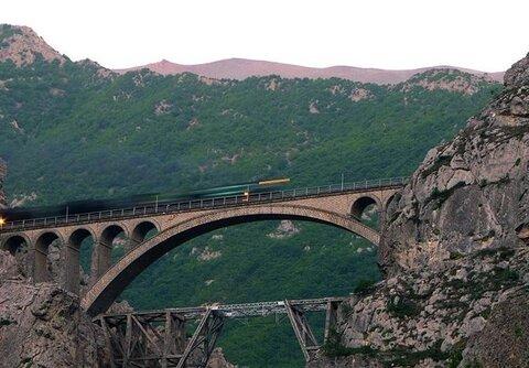 قطارهای گردشگری رجا به راه افتاد
