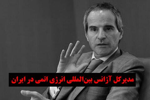مدیرکل آژانس بینالمللی انرژی اتمی در ایران