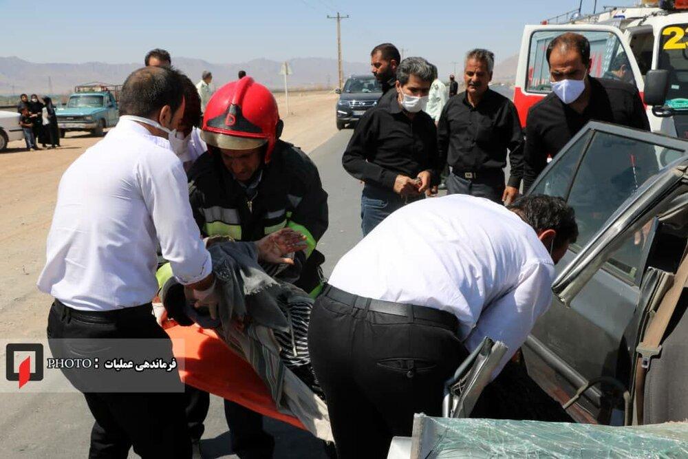 مهمترین حوادث و حریقهای اصفهان در ۲۴ ساعت گذشته+عکس