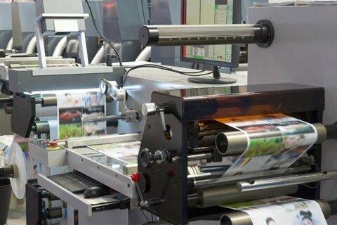 زیرساخت تولید مواد اولیه صنعت چاپ در کشور وجود ندارد