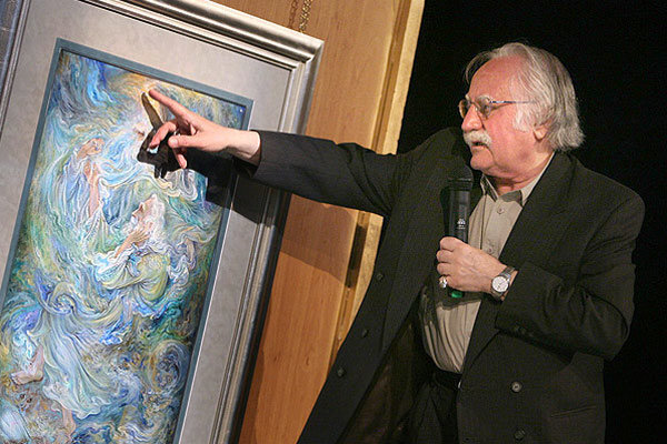 نامگذاری یک معبر مشهد به نام «استاد فرشچیان»