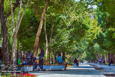 Isfahan pedestrianization moves forward