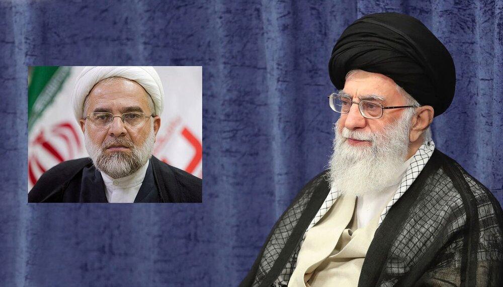 انتصاب نماینده ولی فقیه در استان کردستان و مدیر مرکز اسلامی غرب کشور