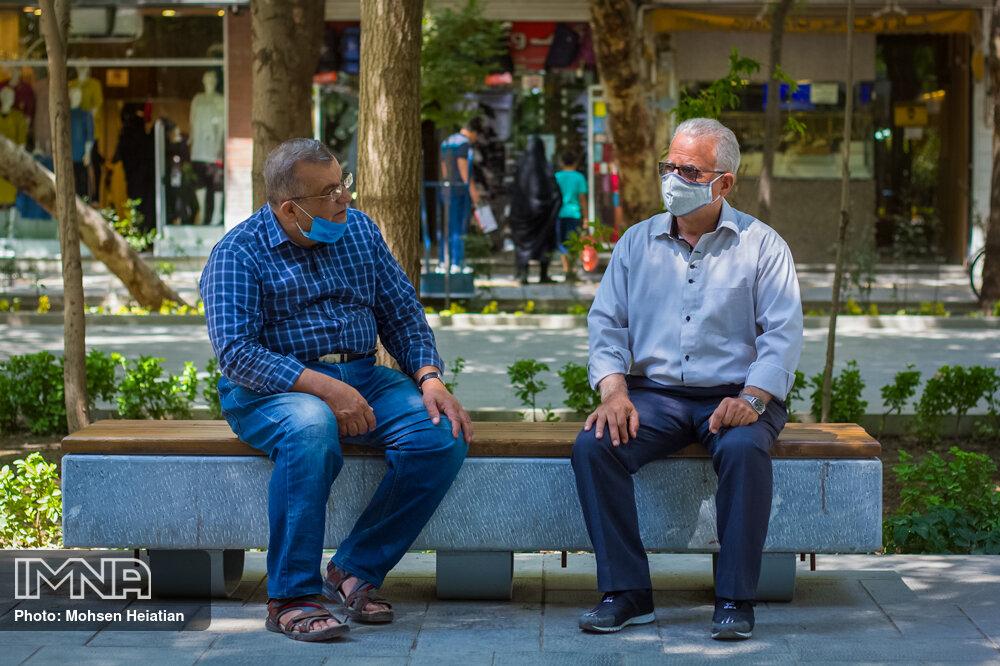 مراقبت از سالمندان در روزهای کرونایی/اینفوگرافیک