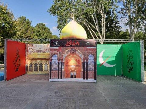 تداعی محرم ۶۱ در ۶۷ ایستگاه فرهنگی