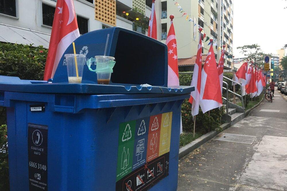 ارائه تسهیلات؛ ضرورت سنگاپور برای بازیافت