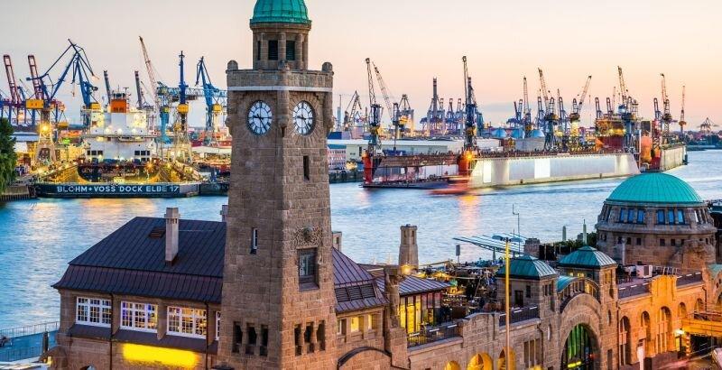 نوسازی فضاهای عمومی در هامبورگ برای احیای اقتصاد پساکرونا