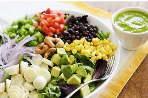 خوردن غذای سالم مهمتر از کاهش وزن است
