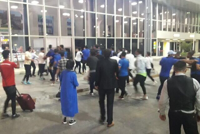 بیانیه باشگاه استقلال درباره درگیری بازیکنان در فرودگاه