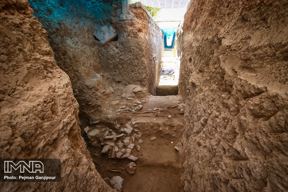 تاریخ باستانی اصفهان درگیر با لوله و بودجه!