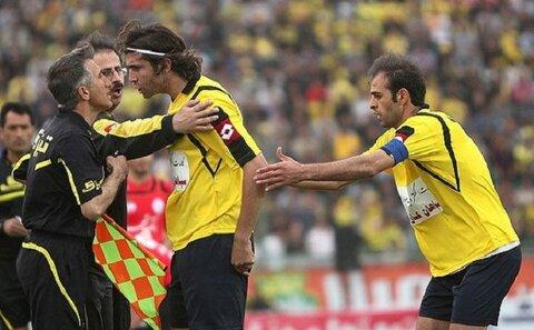 پشیمانی عقیلی از خداحافظی از فوتبال