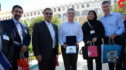 Switzerland firm to enhance tourism, scientific ties with Iran after coronavirus over