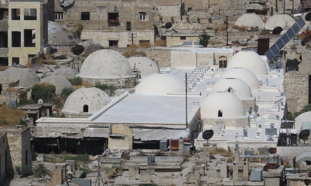 بناهای تخریب شده سوریه، چگونه بازسازی خواهند شد؟