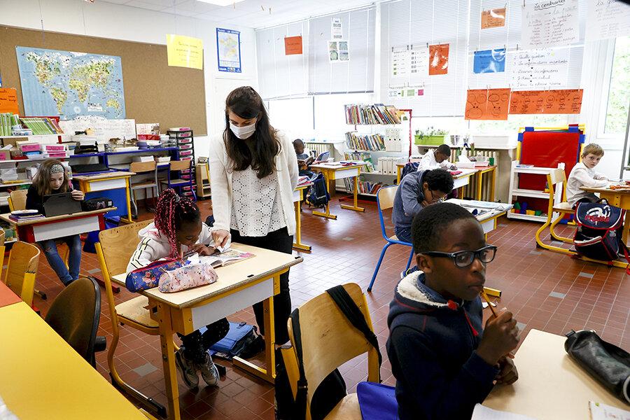 نحوه بازگشایی مدارس کانادا در دوران کرونا