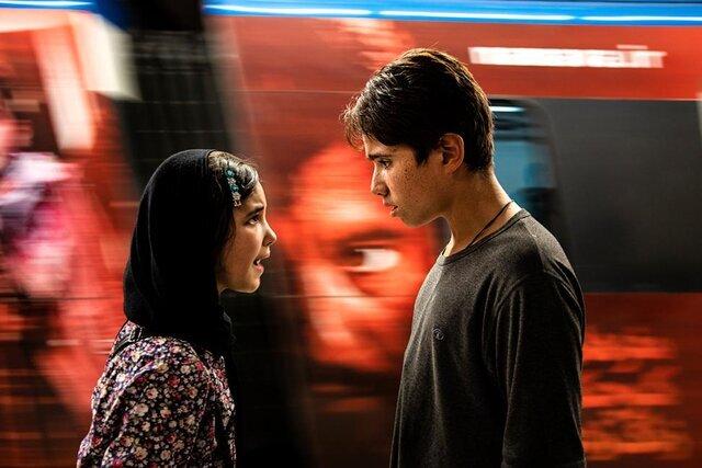 """بازیگر ایرانی در """"ونیز"""" درخشید"""