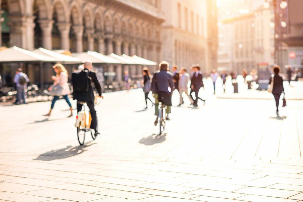 سلامت و رفاه شهرنشینان با طراحی مناسب خیابانها