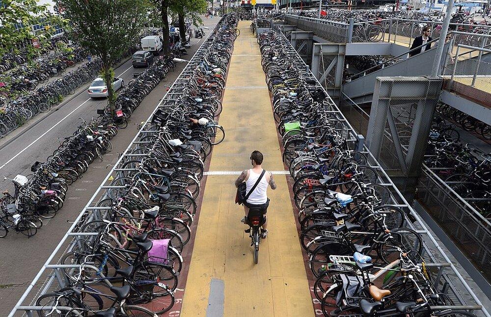 توسعه خدمات دوچرخهسواری در فنلاند