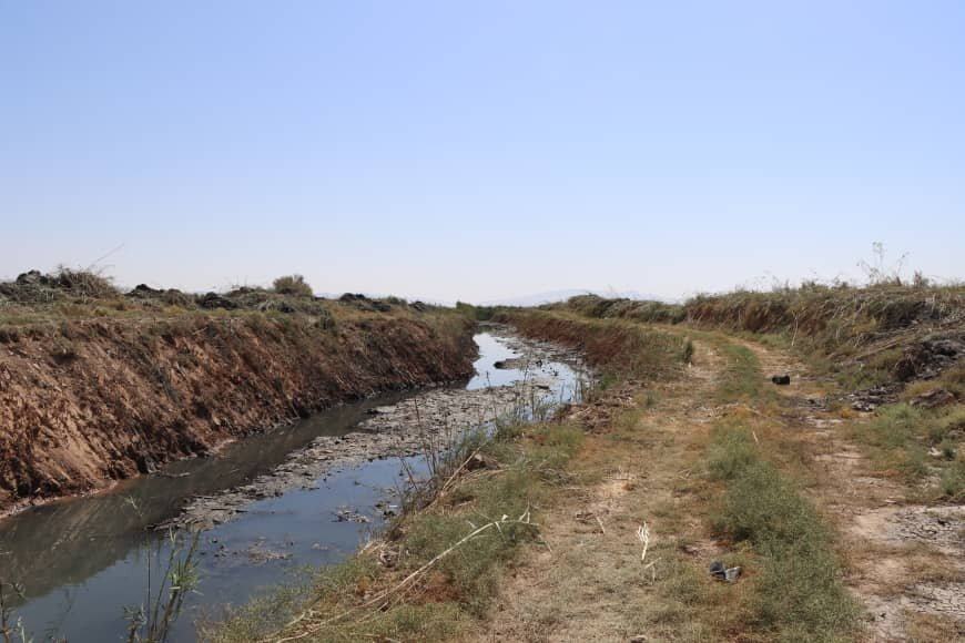 کانالها و آبروهای سطح تبریز به صورت اساسی لایروبی شد