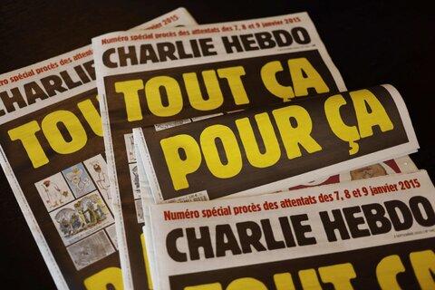 فرانسه حمله روز جمعه در نزدیکی دفتر شارلی ابدو را تروریستی اعلام کرد