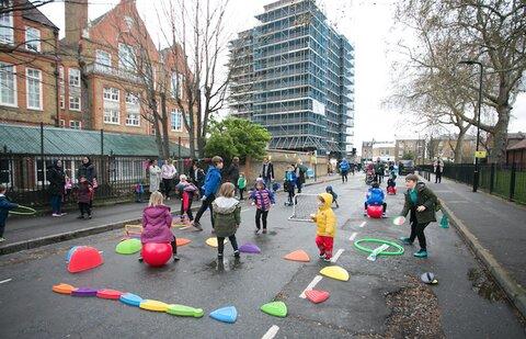 خیابان مدرسه؛ ناجی دانشآموزان در دوران کرونا