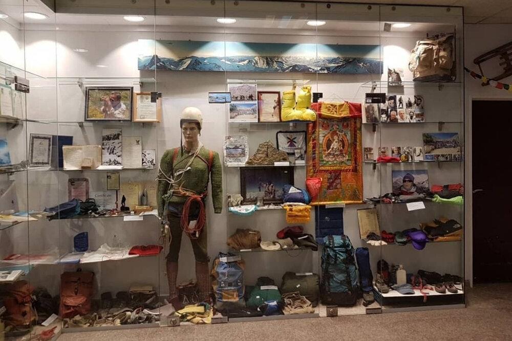 همدان صاحب موزه کوهنوردی شد