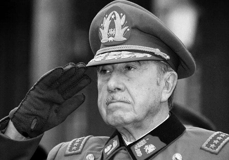 پینوشته؛ دیکتاتوری در قلب ارتش