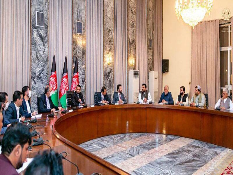 افغانستان خواستار فعالیت بیشتر تجاری با ایران شد