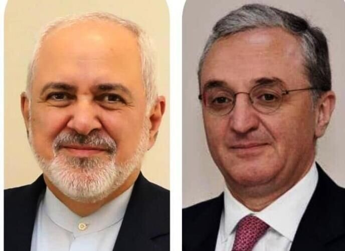 وزیران خارجه ایران و ارمنستان درباره تحولات دو کشور تلفنی گفتو گو کردند