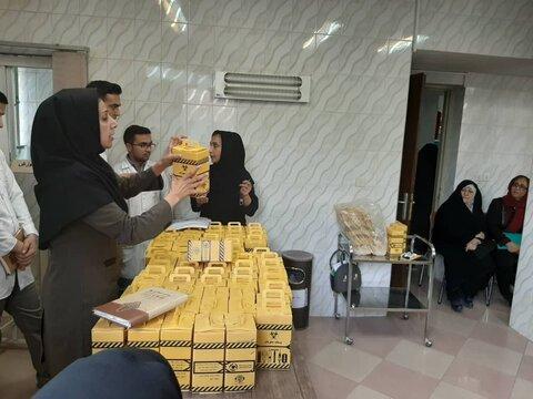 آغاز فاز دوم توزیع جعبههای ایمن در مراکز بهداشت اصفهان