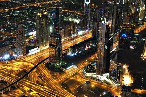 راز روشنایی شبانه شهرها در بحران اقتصادی کرونا