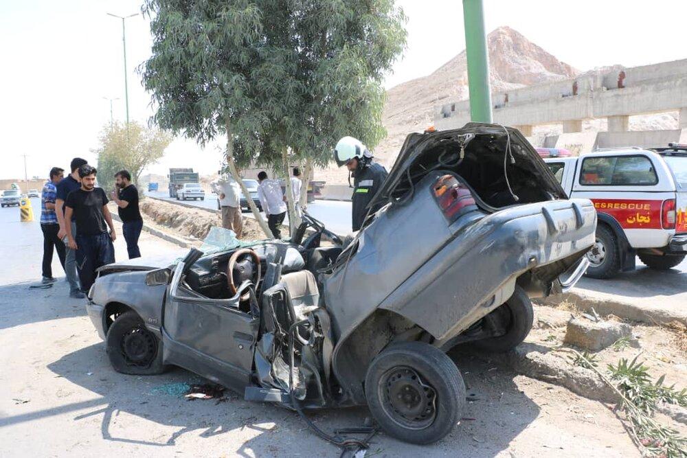 تهیه اطلس تصادفات شهری قزوین