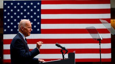 بایدن برای پیروزی به رای میشیگان یا پنسیلوانیا نیاز دارد